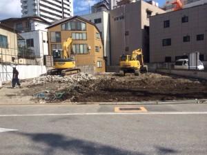 東京都 荒川区 解体工事 を行いました。