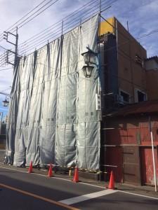 埼玉県本庄市の解体工事を行いました。
