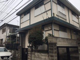 東京都調布市小島の解体工事を行いました。