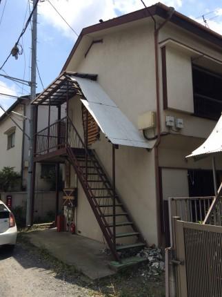 東京都板橋区富士見町の解体工事を行いました。