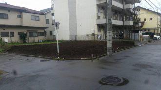 埼玉県所沢市東所沢の解体工事を行いました。