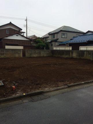 東京都府中市美好町の解体工事を行いました。