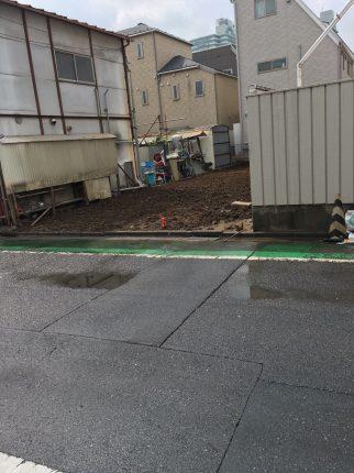 東京都葛飾区東立石の解体工事を行いました。