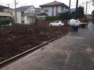 東京都練馬区南大泉の解体工事を行いました。