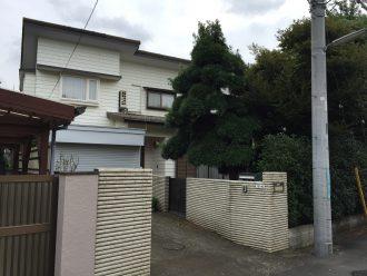 東京都狛江市岩戸北の解体工事を行いました。