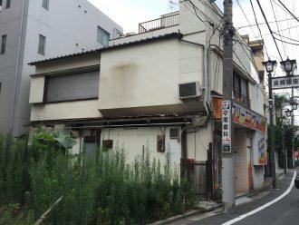 東京都豊島区南長崎の解体工事を行いました。