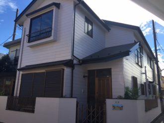埼玉県さいたま市南区四谷の解体工事を行いました。