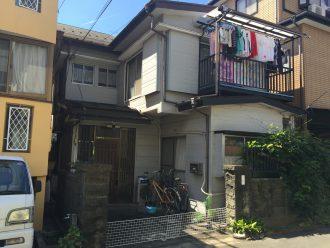 埼玉県和光市南の解体工事を行いました。