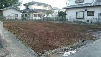 埼玉県上尾市弁財の解体工事を行いました。