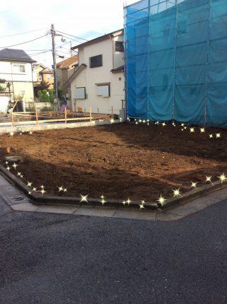 東京都練馬区西大泉の解体工事を行いました。