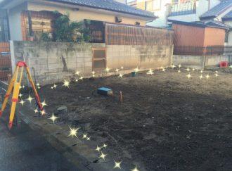 埼玉県草加市金明町の解体工事を行いました。