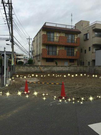 埼玉県草加市苗塚町の解体工事を行いました。