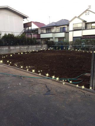 埼玉県所沢市上新井の解体工事を行いました。