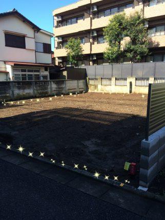 東京都練馬区上石神井の解体工事を行いました。