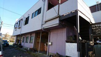 埼玉県越谷市宮本町の解体工事を行いました。