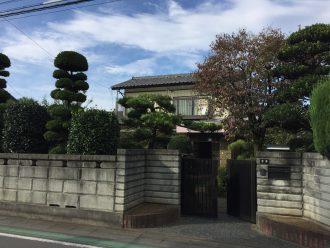 埼玉県本庄市栄の解体工事を行いました。