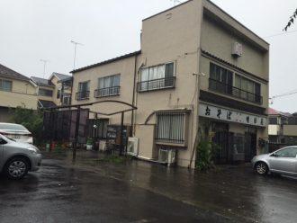 東京都八王子市散田の解体工事を行いました。