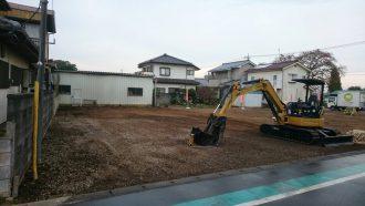 埼玉県坂戸市石井の解体工事を行いました。