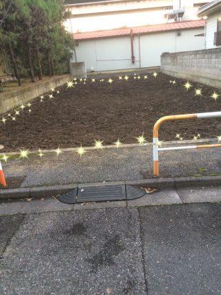 東京都足立区扇の解体工事を行いました。