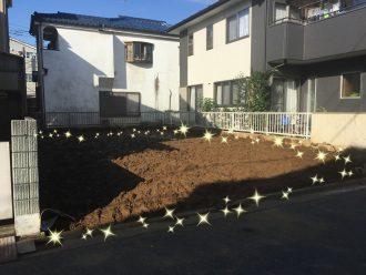 埼玉県蕨市南町の解体工事を行いました。
