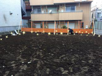 東京都渋谷区千駄ヶ谷の解体工事を行いました。
