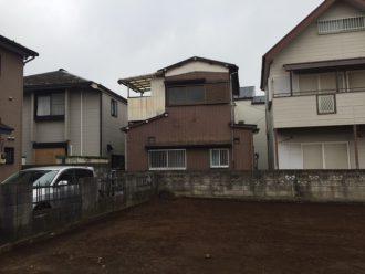 東京都練馬区旭町の解体工事を行いました。