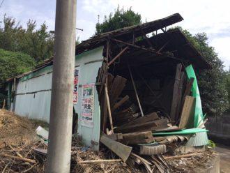 埼玉県所沢市三ケ島の解体工事を行いました。