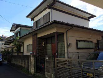 東京都西東京市柳沢の解体工事を行いました。