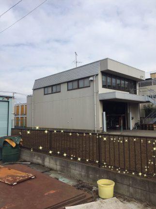 東京都東村山市秋津町の解体工事を行いました。