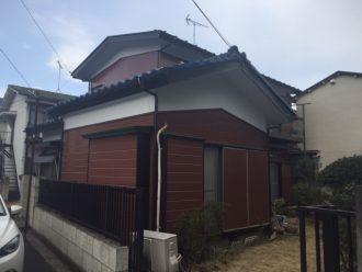 東京都西東京市芝久保町の解体工事を行いました。