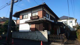 東京都調布市西つつじヶ丘の解体工事を行いました。