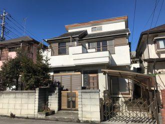 東京都青梅市新町の解体工事を行いました。