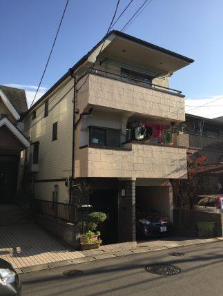 東京都世田谷区砧の解体工事を行いました。