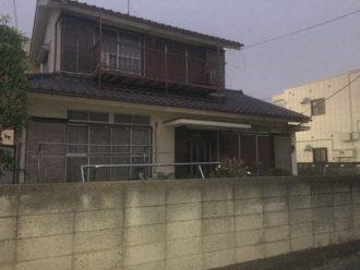 埼玉県志木市柏町の解体工事を行いました。