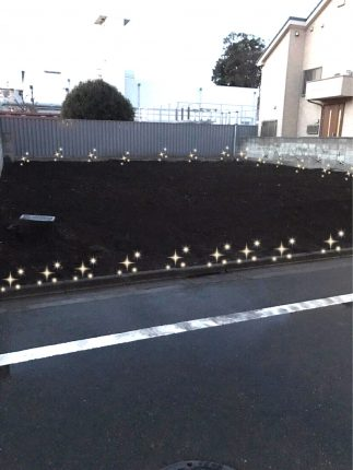 東京都調布市深大寺東町の解体工事を行いました。