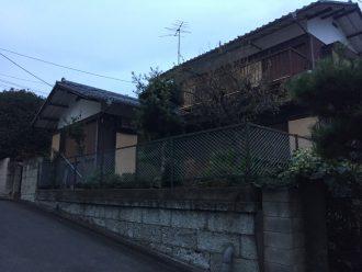 東京都杉並区上井草の解体工事を行いました。