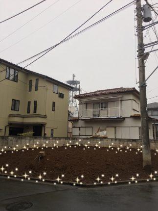 埼玉県さいたま市緑区中尾の解体工事を行いました。