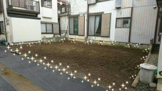 埼玉県朝霞市朝志ヶ丘の解体工事を行いました。