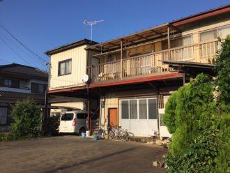 埼玉県富士見市渡戸の解体工事を行いました。