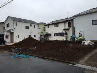 埼玉県新座市畑中の解体工事を行いました。
