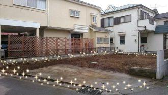 埼玉県狭山市北入曽の解体工事を行いました。