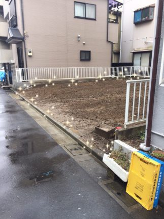 東京都江戸川区西小岩の解体工事を行いました。