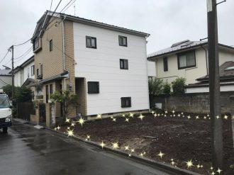 東京都府中市西原町の解体工事を行いました。