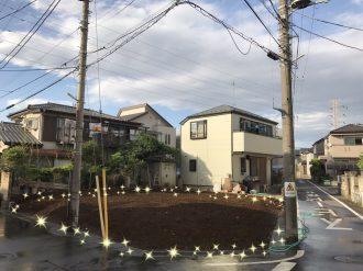 千葉県松戸市三矢小台の解体工事を行いました。