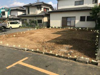 埼玉県入間市小谷田の解体工事を行いました。