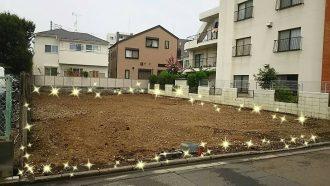 立川市錦町の解体工事を行いました。