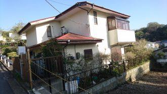 神奈川県鎌倉市津の解体工事を行いました。