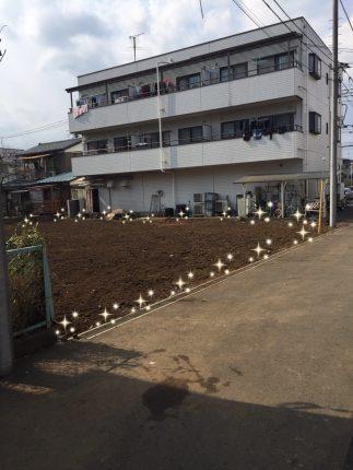 所沢市狭山ヶ丘の解体工事を行いました。