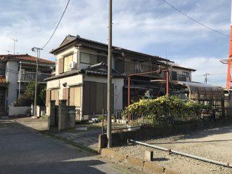 埼玉県八潮市木曽根の解体工事を行いました。