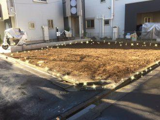 板橋区大山町の解体工事を行いました。